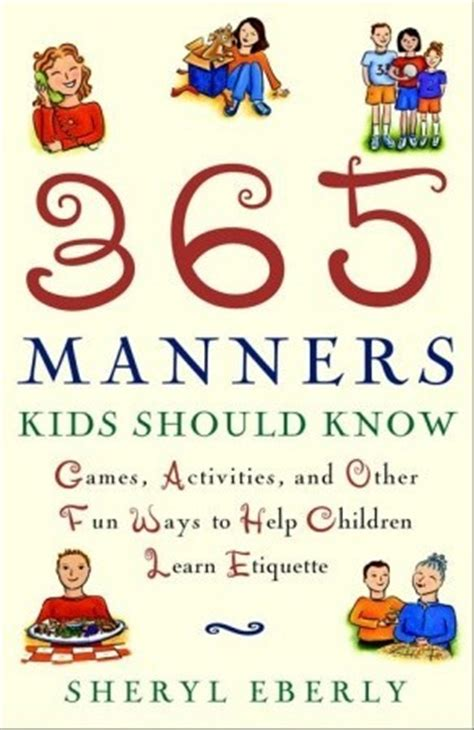 Manners: Table Manners - MTSTCIL